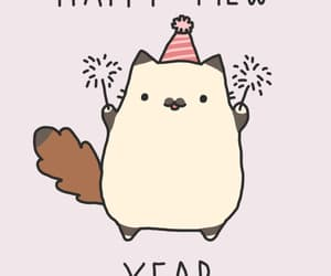 gif and happy new year 2019 image