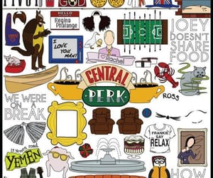 lobster, central perk, and smelly cat image