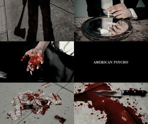 american psycho and pretty image