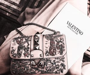 fashion, bag, and Valentino image