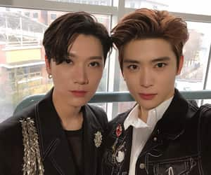 couple, nct, and jaeten image