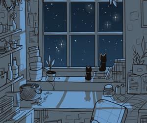 animation, art work, and beautiful gif image