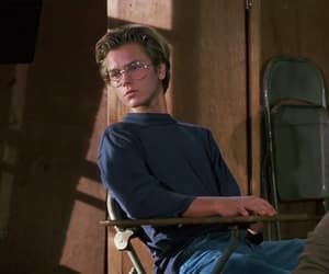 river phoenix, running on empty, and 80s image