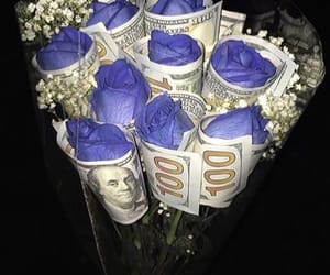 flowers, money, and rich image