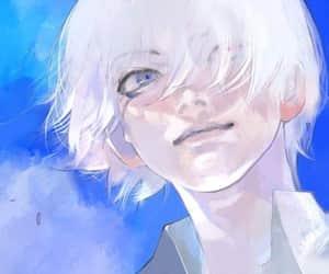 kaneki ken and tokyo ghoul :re image