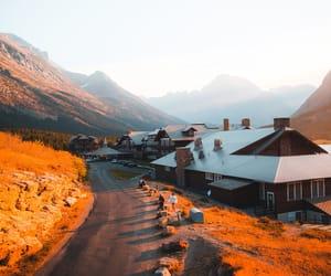 adventure, architecture, and autumn image