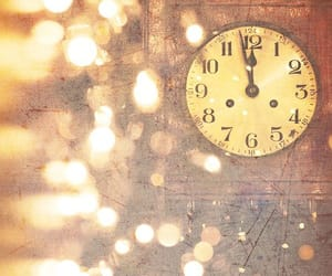 new year and clock image