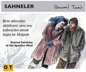 eternal sunshine of the spotless mind, türkçe sözler, and ot dergi image