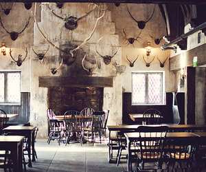 harry potter, bar, and hogs head image