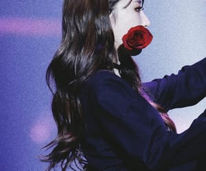 rose, moonbyul, and moonsun image