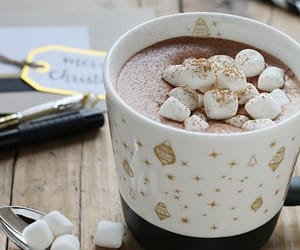 chocolate, drink, and pretty image