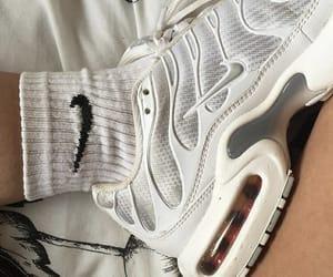fashion, nike, and socks image