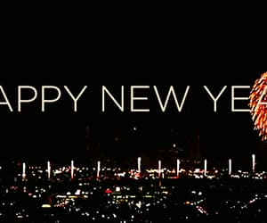 gif, happy new year, and new year image