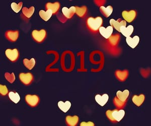 2019 and love image