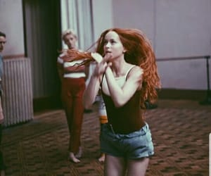 dance, movie, and redhead image