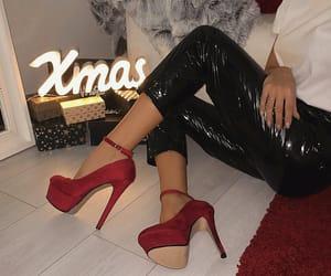 beautiful, elegance, and heel image