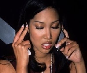 kimora lee simmons and beauty image