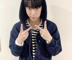 asian, cute, and doyoung image
