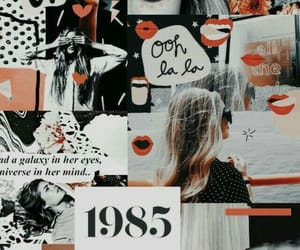 wallpaper, Collage, and vintage image