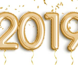 happy new year and 2019 image