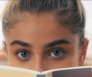 audrey, beauty, and book image