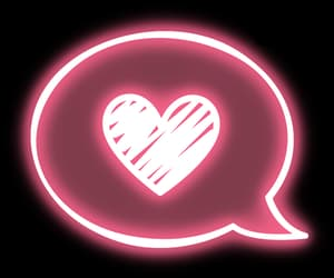 heart, text message, and pastel image