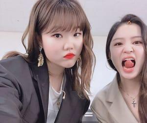 girl, korea, and kpop image