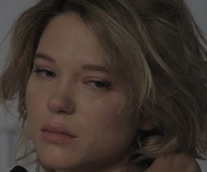 sadness, tears, and blue is the warmest color image