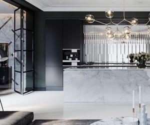 inspo, interior, and kitchen image