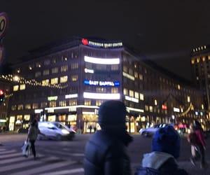 capital, christmas, and night image