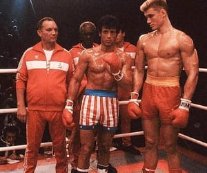 balboa, creed, and drago image