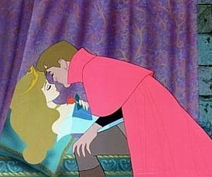 princess aurora, prince phillip, and sleeping beauty image