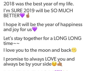 happiness, happy new year, and promise image