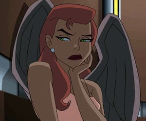 angel, cartoon, and girl image