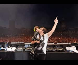 dj, ingrosso, and electronic music image