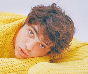 noah centineo, yellow, and boy image