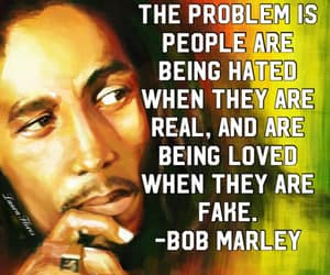 bob marley, ethnic, and quote image