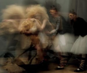 aesthetics, art, and blurry image