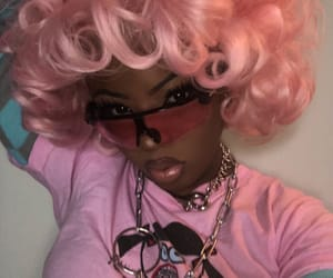 aesthetic, baby pink, and braces image