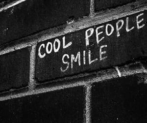 smile, cool, and people image