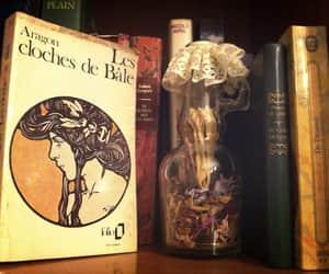 books, bookshelf, and decor image
