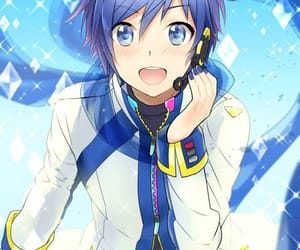 kaito, vocaloid, and shion image