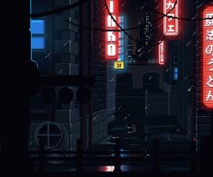 aesthetic, dark, and anime image