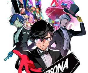 anime, persona, and ren image