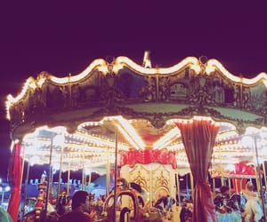 carousel, fantasia, and carrossel image