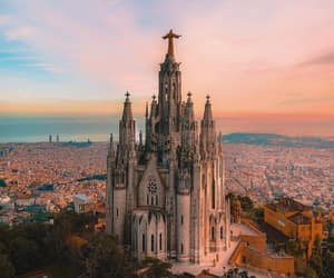 Barcelona, beautiful, and spain image