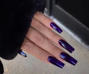 acrylics, girly inspiration, and nails goals image