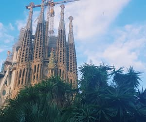 Barcelona, fun, and Sagrada Familia image