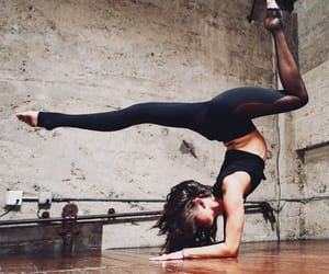 fitness, workout, and flexibility image