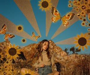 aesthetic, hippie, and art image